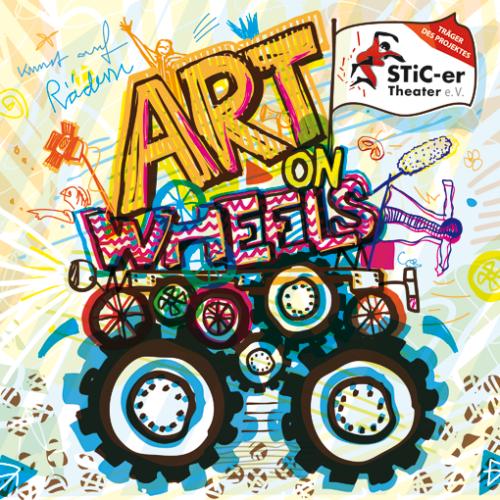 Art-on-wheels