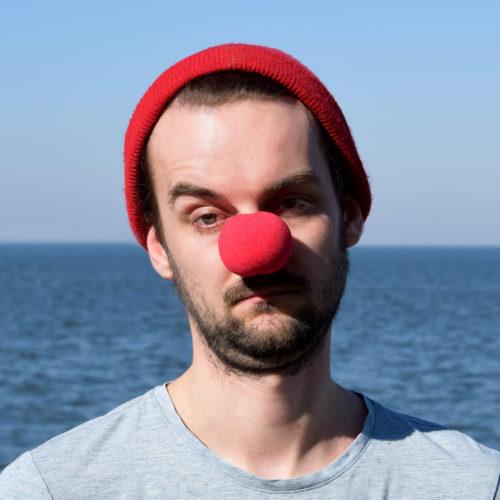 13 eingebildeter Clown